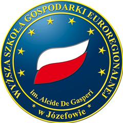 WSGE - Wyższa Szkoła Gospodarki Euroregionalnej im. Alcide De Gasperi