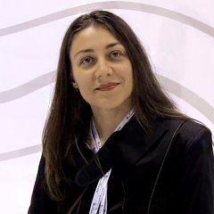 Silvia Kabaivanova (Editor in chief of Be Global Fashion Network)