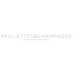 paillettes and champagne